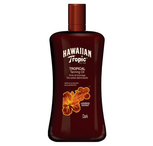 HAWAIIAN TROPIC BRONZING LOTION - 200ml FPS 0